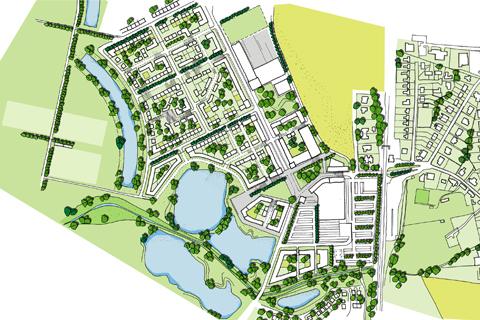 Dargavel Village Bishopton Masterplanning
