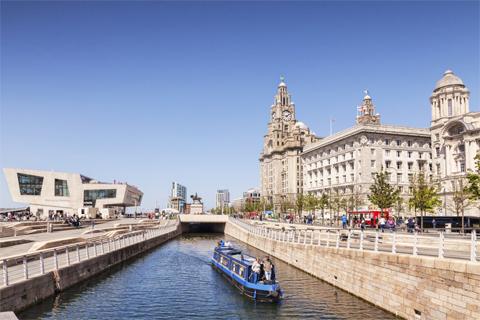 Liverpool Canal Boats Marina