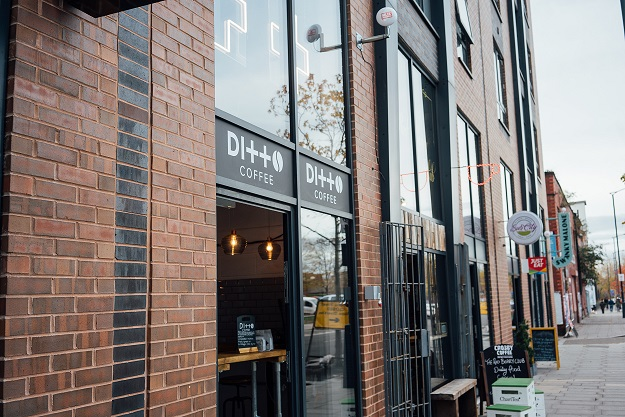 Planning Permission Ditto Coffee Liverpool Baltic Triangle