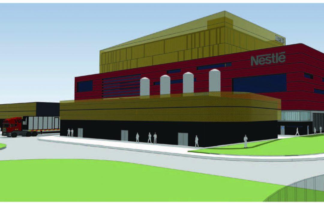 Nestle Derbyshire