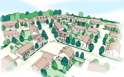 Planning Submission at Westhoughton