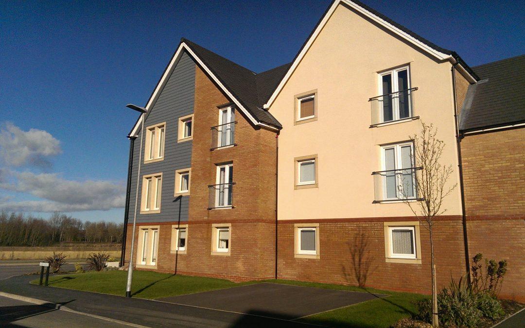 New Housing in Lancaster