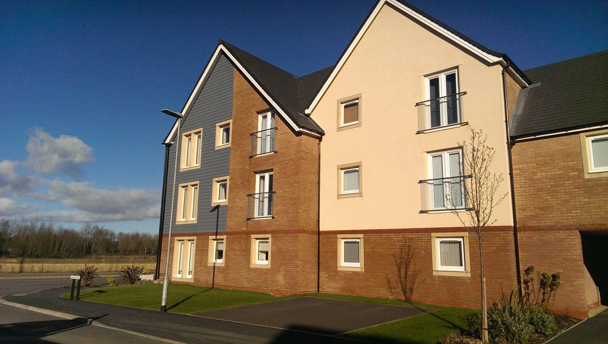 New Housing Lancaster