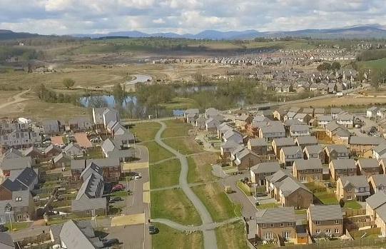 Dargavel Village Expansion