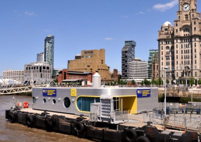 Liverpool Waterfront Passenger Facilities