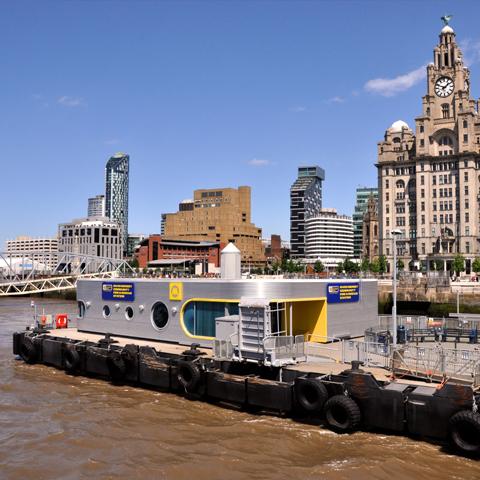 Liverpool Waterfront Passenger Facilities