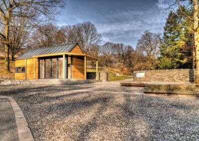 Visitor Facilities and Trail, Aira Force, the Lake District