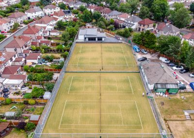 Tennis Club Facilities, Wavertree, Liverpool
