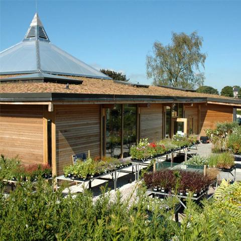 The Botanic Gardens, Ness, Wirral