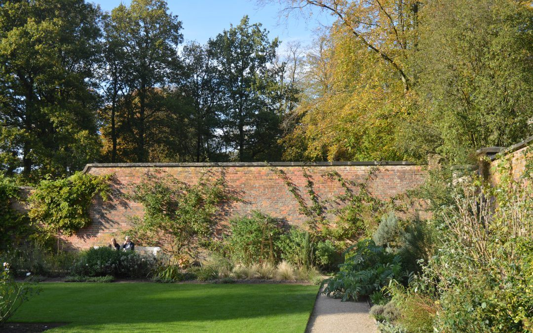 Visitor Facilities and Gardens, Hare Hill, Cheshire