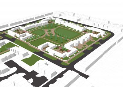 Masterplan and Urban Design Improvements, Fleetwood
